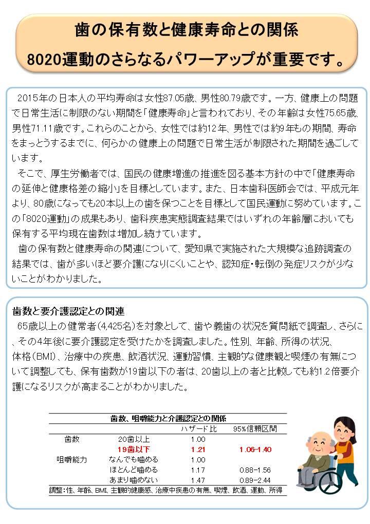 H29.1歯科医師会だより(市来先生)①